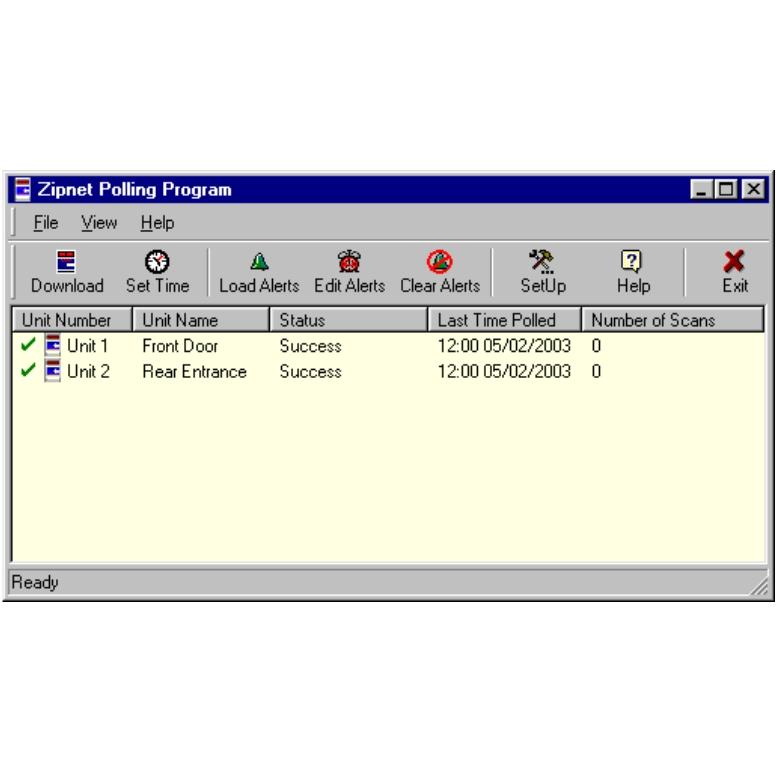 ZipNet Polling Program