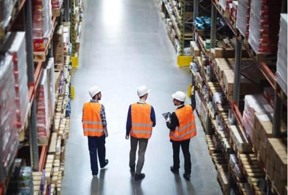 stocktaking for warehouse