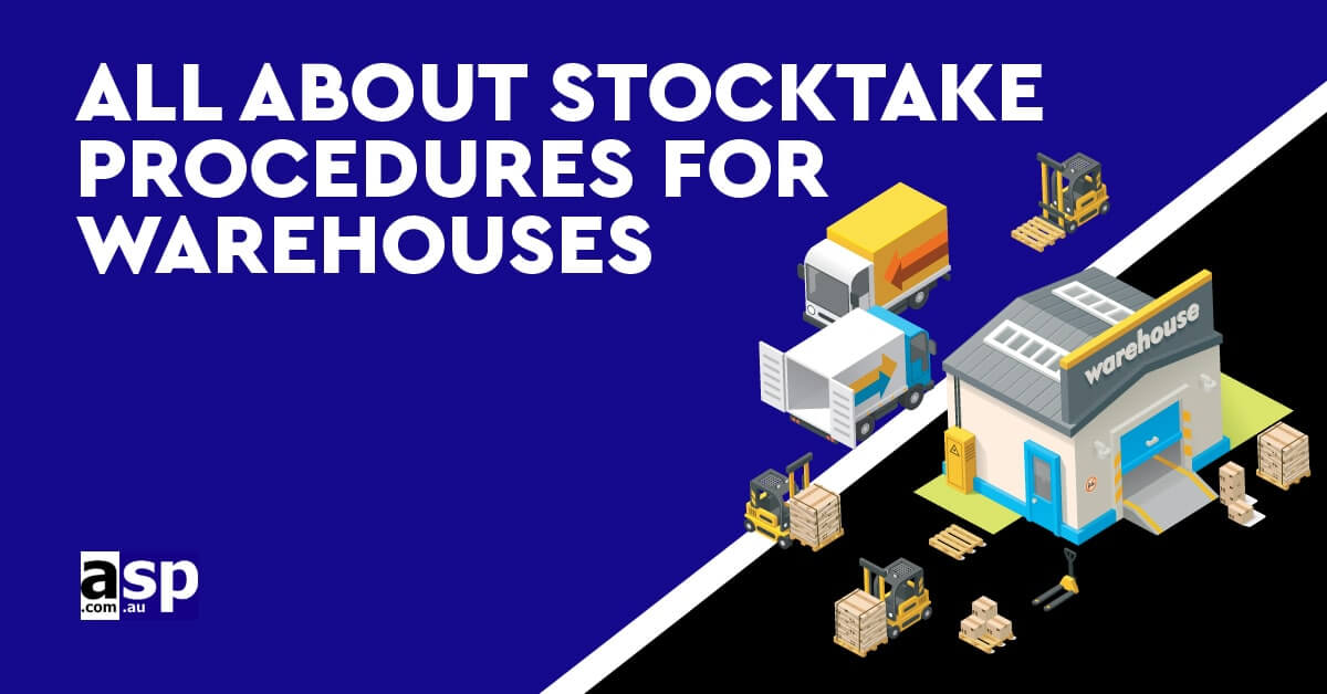 stocktaking procedures for warehouses