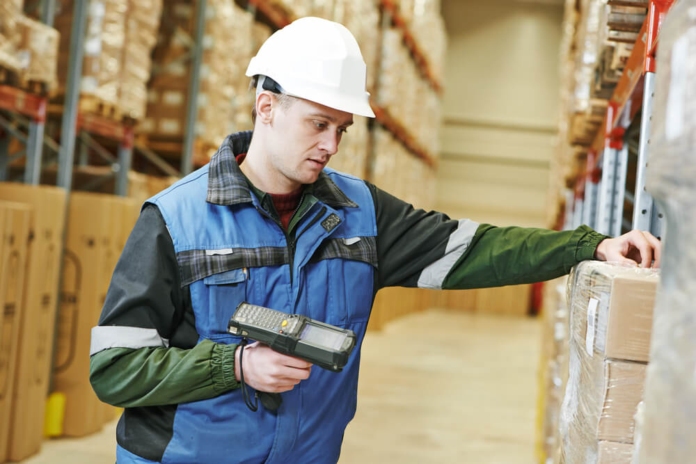 Role Barcodes In Inventory Management