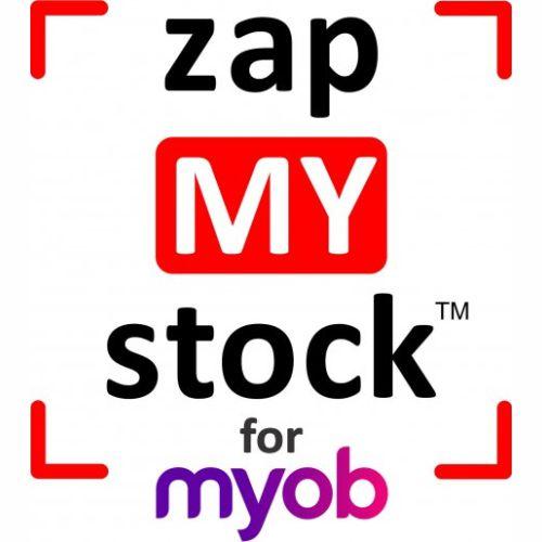 zapMYstock for MYOB