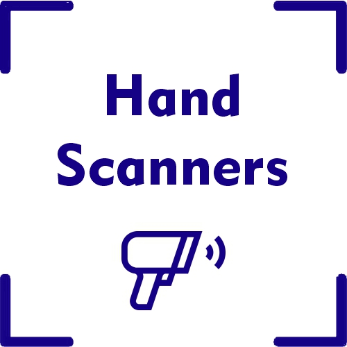 Hand Scanners